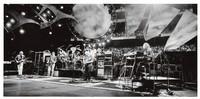 Grateful Dead: Phil Lesh, Bob Weir, Bill Kreutzmann, Jerry Garcia, Mickey Hart, and Vince Welnick