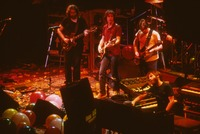 Grateful Dead: Jerry Garcia, Bob Weir, Phil Lesh, Brent Mydland