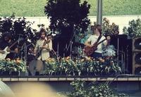 "Grateful Dead at ""A Day on the Green #8"": Jerry Garcia, Bob Weir, Bill Kreutzmann, and Phil Lesh"