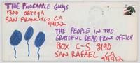 Anonymous (The Pineapple Guys, 1300 Ortega St., San Francisco, CA 94122)