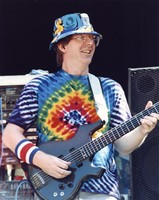 Phil Lesh, during the first set