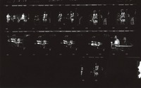 Furthur Festival at Pine Knob Music Theatre: contact sheet with 11 images
