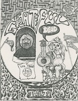 Grateful Dead, The Band / Kingswood Music Theatre, Toronto, Canada, June 21, [1984]