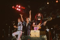 Grateful Dead: Bob Weir, Donna Godchaux, Jerry Garcia