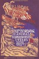 Chambers Brothers, The Charlatans, Queen Lily's Soap, Eric Burdon and the Animals, Blood, Sweat and Tears, The Gypsy Wizard Band - Lights by the Holy See - Bill Graham Presents in San Francisco - August 6-11 [1968] - Fillmore West