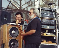 Grateful Dead: Jerry Garcia and Steve Parish