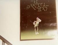 Grateful Dead (movie) poster by Gary Gutierrez