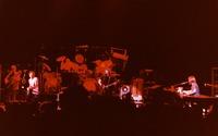 Grateful Dead, ca. 1980s: Phil Lesh, Bob Weir, Bill Kreutzmann, Mickey Hart, Jerry Garcia, Brent Mydland
