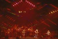 Grateful Dead, 1990s: Phil Lesh, Bill Kreutzmann, Bob Weir, Mickey Hart, Jerry Garcia, Vince Welnick
