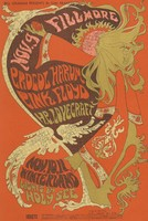 Procul Harum, Pink Floyd, H. P. Lovecraft - Lights by Holy See - Bill Graham Presents in San Francisco - November 9-11 [1967]