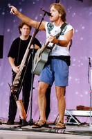 "Ratdog: Bob Weir, with Rob Wasserman, performing ""Masterpiece"""