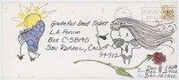 Anonymous (no return address, postmarked Palm Springs, CA)