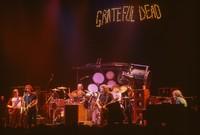 Grateful Dead: Phil Lesh, Bob Weir, Bill Kreutzmann, Jerry Garcia, Mickey Hart, Brent Mydland