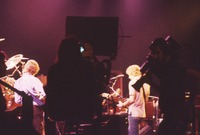 """Grateful Dead So Far"" production: Phil Lesh, Bob Weir, unidentified camera operators"
