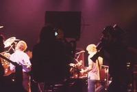 """Grateful Dead So Far"" production: Phil Lesh, Bob Weir, unidentified camera operators"