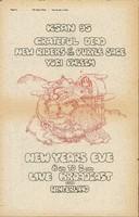 "Grateful Dead, New Riders of the Purple Sage, Yogi Phlegm - New Years Eve 8 pm-2 am - KSAN 95 - Live Broadcast from Winterland - ""Reclining Santa"". ""The Night Times"" (San Francisco), Dec. 22 [1971] - Jan. 3, 1972, p. 24."