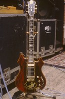 "Jerry Garcia's guitar ""Tiger"", ca. 1988"