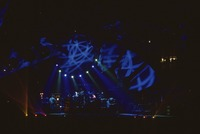 Grateful Dead, ca. 1993: stage lighting