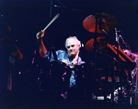 "Bill Kreutzmann performing ""Drums"""