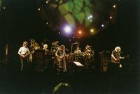 Grateful Dead: Phil Lesh, Bill Kreutzmann, Bob Weir, Mickey Hart, Jerry Garcia,