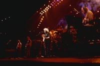 Grateful Dead: Phil Lesh, Bob Weir, Bill Kreutzmann, Jerry Garcia, Vince Welnick