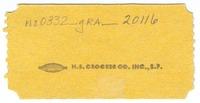 Bill Graham Presents - 5/3/86