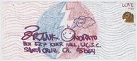 Frank Onorato [return envelope]