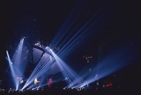 Grateful Dead, ca. 1994: stage lighting