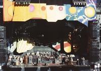 Shoreline Amphitheatre stage