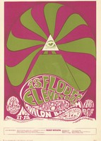 13th Floor Elevators, Moby Grape, Reverberation - Family Dog Presents - Dance Concert - Lights: Ben Van Meter & Roger Hillyard - November 11-12, 1966 - Avalon Ballroom