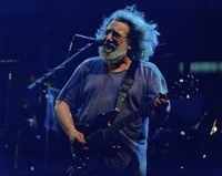 "Jerry Garcia performing ""Bird Song"""