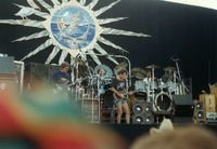 Grateful Dead, ca. 1980s: Phil Lesh, Bill Kreutzmann, Bob Weir, Mickey Hart