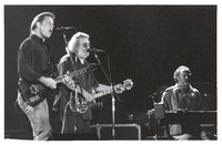 Grateful Dead, ca. 1991: Bob Weir, Jerry Garcia, and Vince Welnick