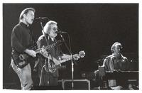 Grateful Dead, ca. 1991: Bob Weir, Jerry Garcia, and Vince Welnick