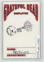 Grateful Dead - Summer 1993 - Access All Areas [laminate]