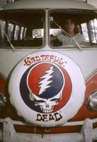 Deadhead bus, ca. 1990