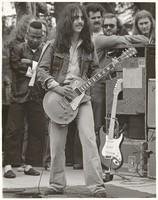 Craig Chaquico in Golden Gate Park, ca. 1975
