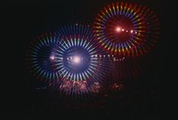 Grateful Dead, concert light show