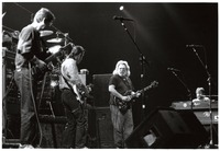 Grateful Dead, ca. 1989: Phil Lesh, Bob Weir, Jerry Garcia, and Brent Mydland