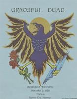 Grateful Dead - Starlight Theatre - September 3, 1985 - Jack Straw Productions
