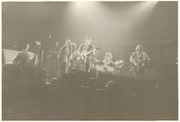Grateful Dead: Keith Godchaux, Donna Godchaux, Jerry Garcia, Bob Weir, Bill Kreutzmann, Phil Lesh