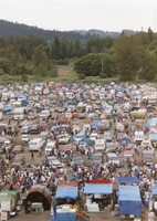 Deadhead parking lot campground