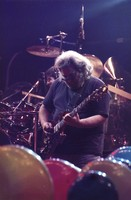 Grateful Dead: Jerry Garcia, with Mickey Hart