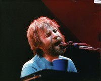 "Brent Mydland singing ""Blow Away"""