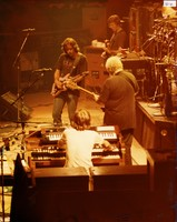 Grateful Dead: Bob Weir, Brent Mydland, Jerry Garcia and Phil Lesh