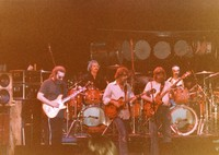 Grateful Dead, ca. 1979: Jerry Garcia, Bill Kreutzmann, Bob Weir, Phil Lesh, Mickey Hart