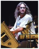 Jeff Chimenti performing with The Dead