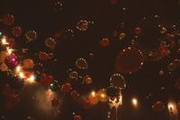 Grateful Dead, ca. 1991: balloons