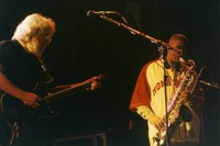 Grateful Dead: Jerry Garcia and Branford Marsalis