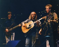 Phil Lesh, David Crosby, and Graham Nash